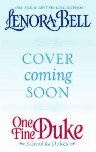 One Fine Duke (Cover Coming Soon)