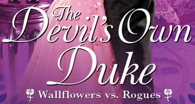 COVER REVEAL for The Devil's Own Duke!