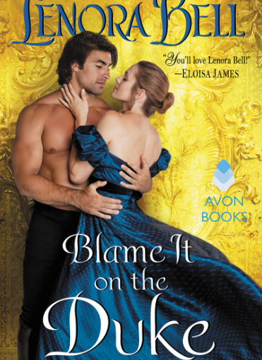 Blame It on the Duke is a RITA Finalist!